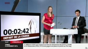 France Pierron dans Menu Sport - 14/04/14 - 15
