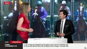 France Pierron dans Menu Sport - 14/04/14 - 16