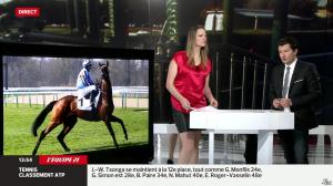 France Pierron dans Menu Sport - 14/04/14 - 17