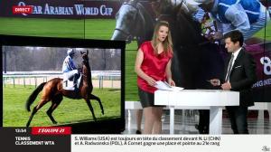 France Pierron dans Menu Sport - 14/04/14 - 18