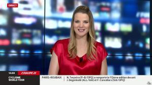 France Pierron dans Menu Sport - 14/04/14 - 20