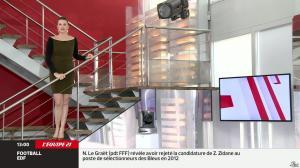 France Pierron dans Menu Sport - 15/04/14 - 01