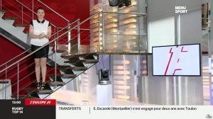 France Pierron dans Menu Sport - 17/03/14 - 02