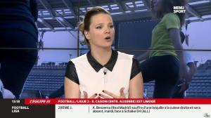 France Pierron dans Menu Sport - 17/03/14 - 07