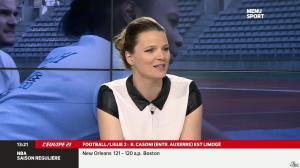 France Pierron dans Menu Sport - 17/03/14 - 08