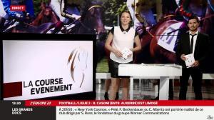 France Pierron dans Menu Sport - 17/03/14 - 10