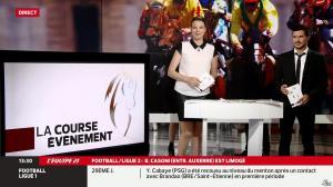 France Pierron dans Menu Sport - 17/03/14 - 11