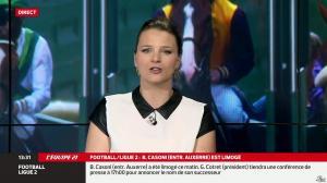 France Pierron dans Menu Sport - 17/03/14 - 12