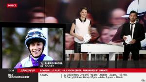 France Pierron dans Menu Sport - 17/03/14 - 14
