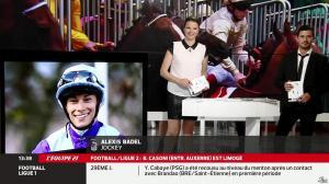 France Pierron dans Menu Sport - 17/03/14 - 15
