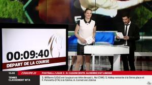 France Pierron dans Menu Sport - 17/03/14 - 16