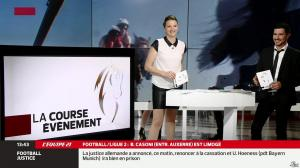 France Pierron dans Menu Sport - 17/03/14 - 17