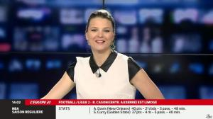 France Pierron dans Menu Sport - 17/03/14 - 21