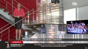 France Pierron dans Menu Sport - 20/03/14 - 03