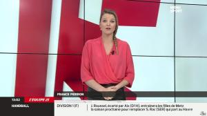 France Pierron dans Menu Sport - 20/03/14 - 05