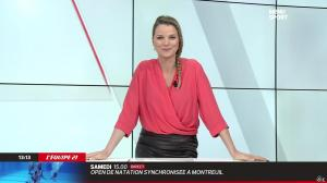 France Pierron dans Menu Sport - 20/03/14 - 11