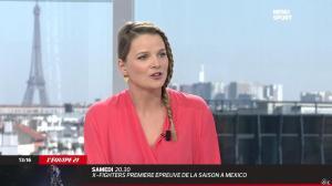 France Pierron dans Menu Sport - 20/03/14 - 12