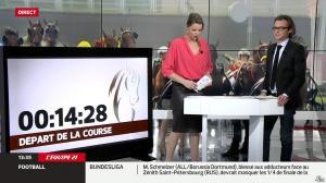 France Pierron dans Menu Sport - 20/03/14 - 16