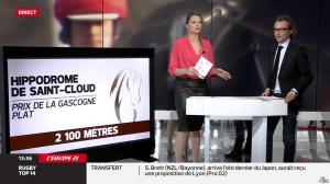 France Pierron dans Menu Sport - 20/03/14 - 17