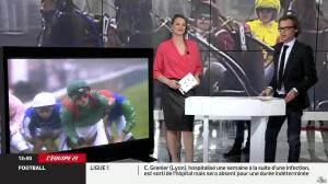 France Pierron dans Menu Sport - 20/03/14 - 18