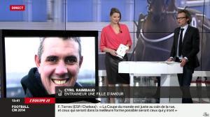 France Pierron dans Menu Sport - 20/03/14 - 19