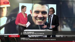 France Pierron dans Menu Sport - 20/03/14 - 20