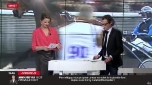 France Pierron dans Menu Sport - 20/03/14 - 29