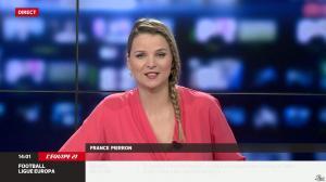 France Pierron dans Menu Sport - 20/03/14 - 35