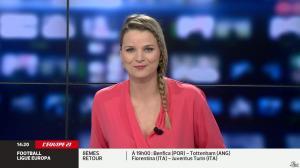 France Pierron dans Menu Sport - 20/03/14 - 36