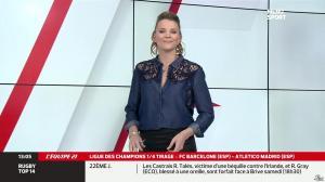 France Pierron dans Menu Sport - 21/03/14 - 09