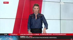 France Pierron dans Menu Sport - 21/03/14 - 11