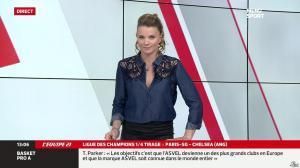 France Pierron dans Menu Sport - 21/03/14 - 12