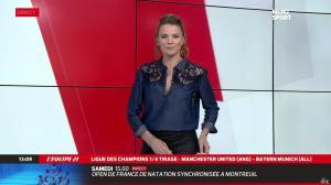 France Pierron dans Menu Sport - 21/03/14 - 13