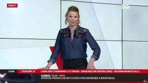 France Pierron dans Menu Sport - 21/03/14 - 14