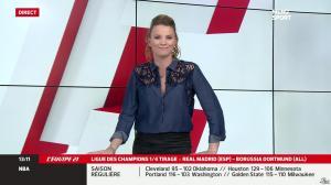 France Pierron dans Menu Sport - 21/03/14 - 15
