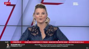 France Pierron dans Menu Sport - 21/03/14 - 16