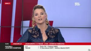 France Pierron dans Menu Sport - 21/03/14 - 17