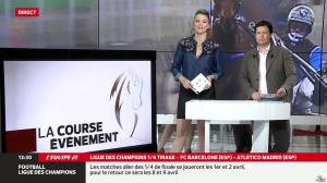 France Pierron dans Menu Sport - 21/03/14 - 18
