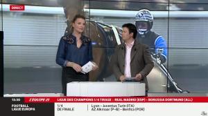 France Pierron dans Menu Sport - 21/03/14 - 20