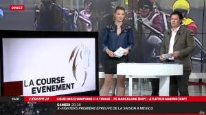 France Pierron dans Menu Sport - 21/03/14 - 21