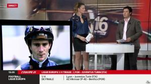 France Pierron dans Menu Sport - 21/03/14 - 23