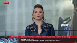 France Pierron dans Menu Sport - 21/03/14 - 30