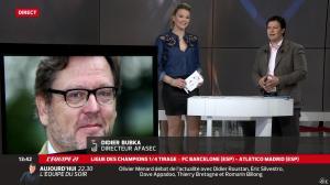 France Pierron dans Menu Sport - 21/03/14 - 32