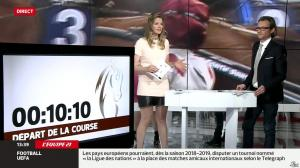 France Pierron dans Menu Sport - 26/03/14 - 06