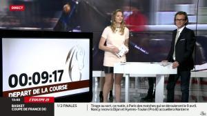 France Pierron dans Menu Sport - 26/03/14 - 08