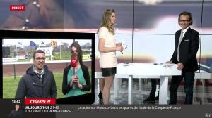 France Pierron dans Menu Sport - 26/03/14 - 09