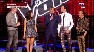 Jenifer Bartoli dans The Voice - 05/04/14 - 01