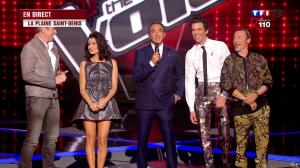 Jenifer Bartoli dans The Voice - 05/04/14 - 02