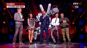 Jenifer Bartoli dans The Voice - 05/04/14 - 03