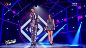 Jenifer Bartoli dans The Voice - 05/04/14 - 04